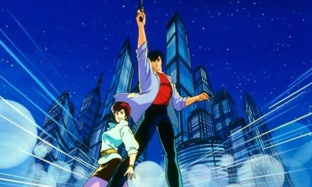 City Hunter Manga Gets Chinese Live-Action Film
