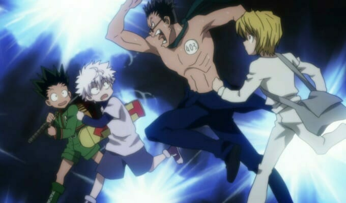 "Toonami To Air ""Hunter x Hunter"" Anime"