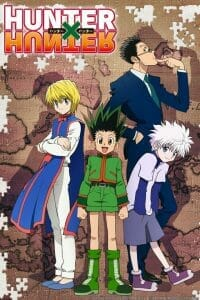 Hunter x Hunter Key Visual 001 - 20151009