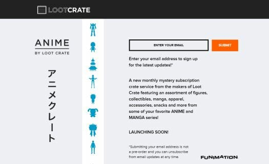 Loot Crate Anime 001 - 20151015