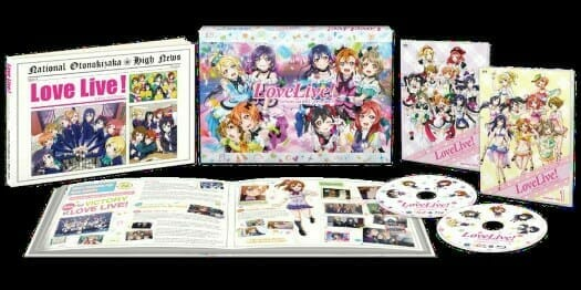 Love Live! Airs On US TV On Mnet America