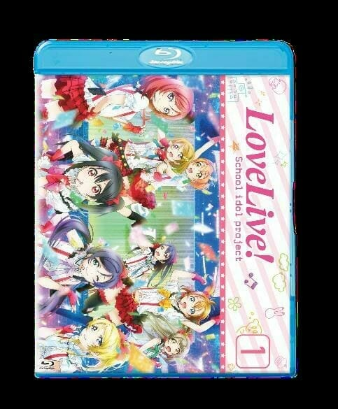 NIS America Opens Pre-Orders For Love Live! Season 1 Standard Edition