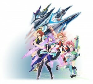Macross Delta Visual 001 - 20151029