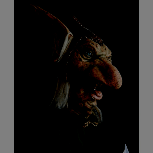 Mario Chiodo Schnoz Costume 001 - 20151031