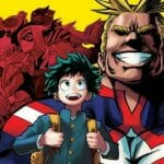 My Hero Academia Season Four Posts New Key Visual