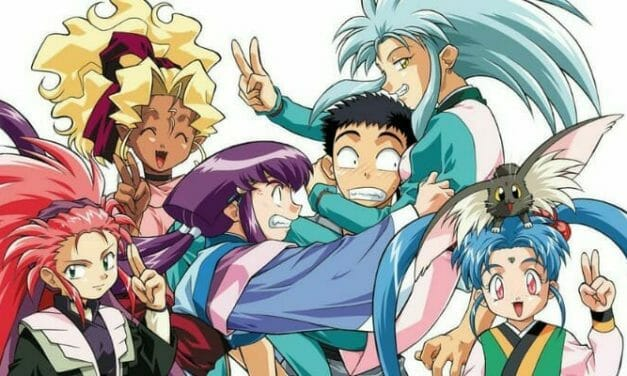 Four New Tenchi Muyo! Ryo-Ohki 4th Cast Members & Designs Unveiled