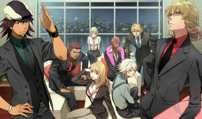 Tiger & Bunny Gets Second Anime Series; Masafumi Nishida Writing the Story
