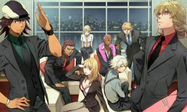 NYCC 2015: Live-Action Tiger & Bunny Flick In The Works
