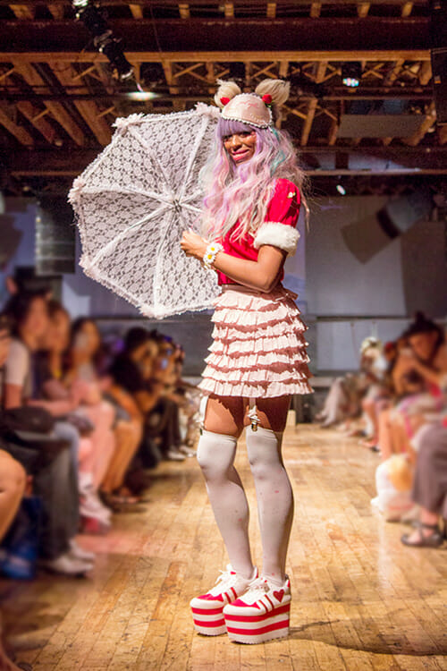 WakuWaku NYC Fashion Show 005 - 20151021