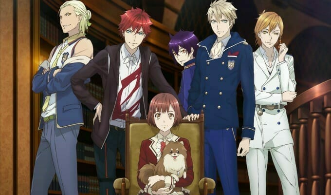 FUNimation Announces Dance With Devils Dub Cast