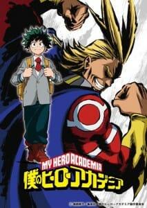 My Hero Academia Visual 001 - 20151101