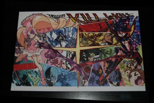 Omakase - Kill la Kill Insert Card 001 - 20151117