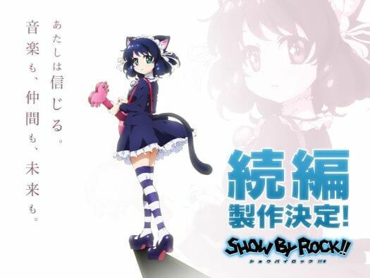 Show By Rock Sequel Announcement