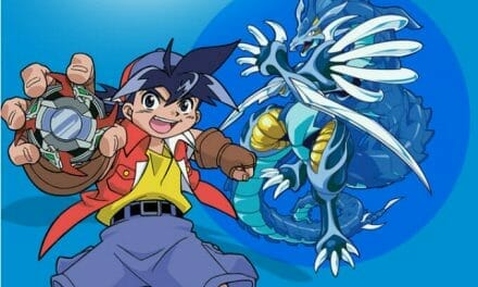 Crunchyroll Adds Four Seasons Of Beyblade Anime
