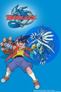 Beyblade Season 1 Visual - 20151202