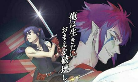 D.Gray-man Hallow Gets New Visual, 7/4/2016 Premiere
