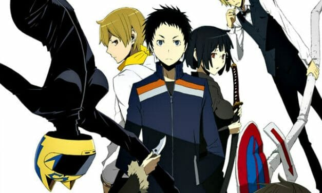 Crunchyroll to Simulcast Durarara!! X2 The Third Arc