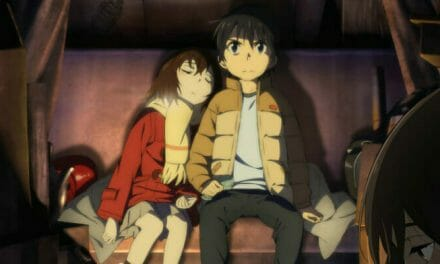 First ERASED Anime PV, Second Visual Released