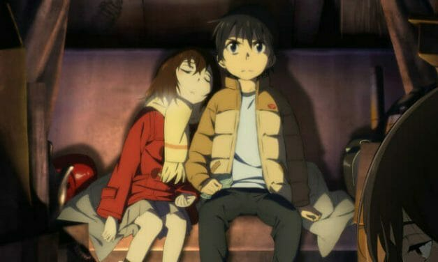 Live-Action ERASED TV Show Hits Netflix USA