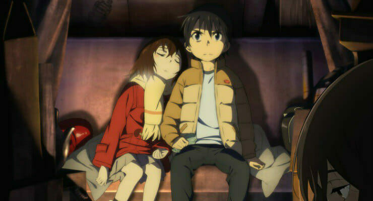 "Aniplex of America Unveils ""ERASED"" Dub Cast"
