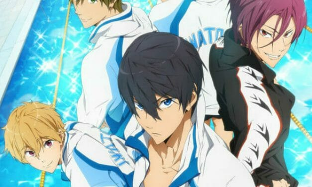 Kyoto Animation Streams Free! Media Project PV