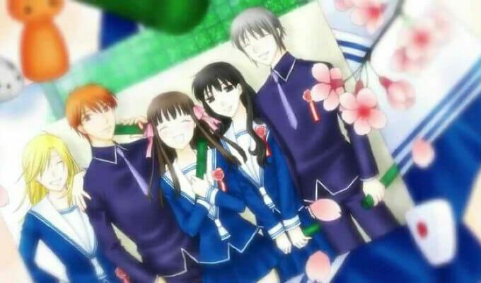 Hana to Yume: Fruits Basket Getting New Anime Project