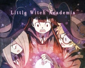 Little Witch Academia Visual 001 - 20151215