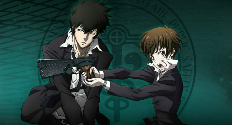 Psycho-Pass 3 Gets First Character Visuals & A New Trailer