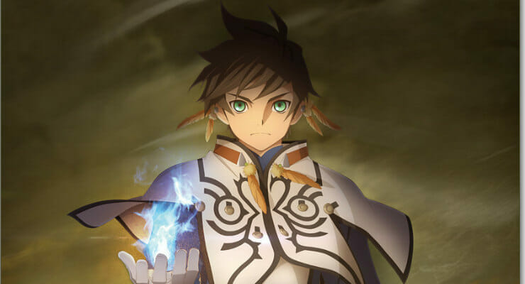 Tales of Zestiria the X Character Designs Unveiled