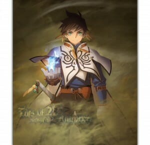Tales of Zestiria the X Visual 001 - 20151215