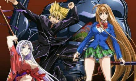Crunchyroll Adds Tenjho Tenge Anime
