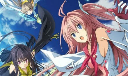 Crunchyroll To Stream Aokana: Four Rhythm Across The Blue