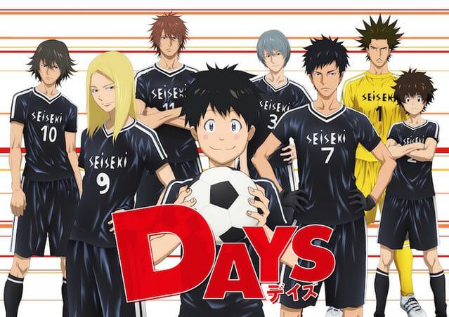 Days Anime Visual 001 - 20160112