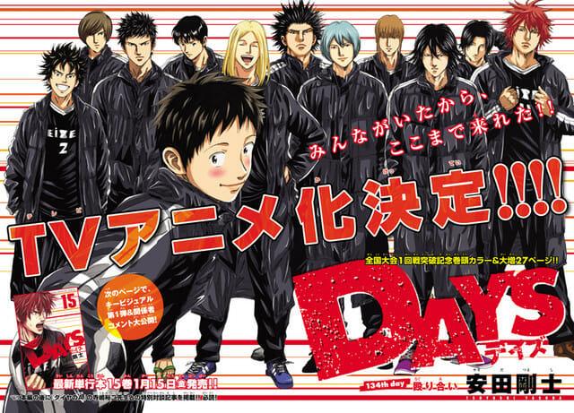 Days Anime Visual 002 - 20160112