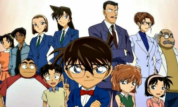 Netflix Starts Streaming Detective Conan
