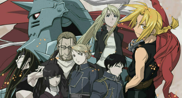 Funimation Loses Fullmetal Alchemist: Brotherhood Rights In March 2016