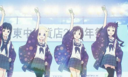 Sentai Filmworks Unveils Hanayamata Dub Cast