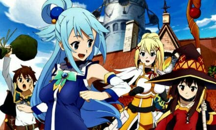 Crunchyroll To Simulcast Konosuba -God's blessing on this wonderful world!