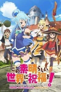 Konosuba Anime Visual