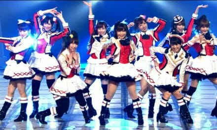 Watch Love Live!'s μ's Perform At The 2015 Red & White Song Battle