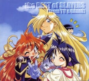 The Slayers OST Boxart - 20160129
