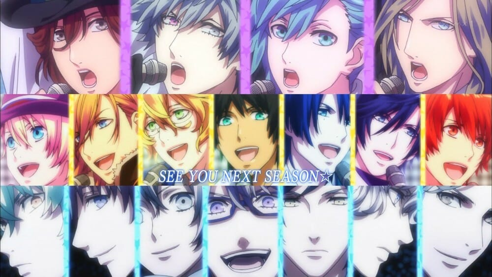 Uta no Prince-sama Revolutions See You Next Season