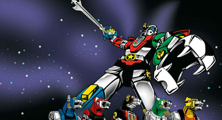 Netflix & Dreamworks Working On New Voltron Series