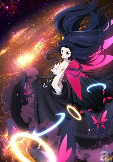 Accel World Movie Visual 001 - 20160209