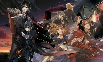 Black Butler: Book of the Atlantic Film Slated For 2017 Debut
