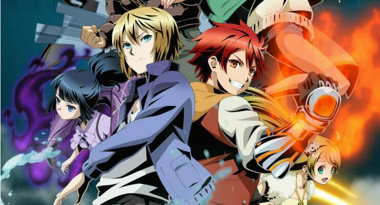 Funimation Unveils Divine Gate Dub Cast