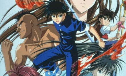 Crunchyroll Adds Flame of Recca Anime Series