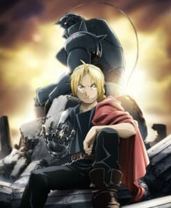 Fullmetal Alchemist Brotherhood Visual 002 - 20160201