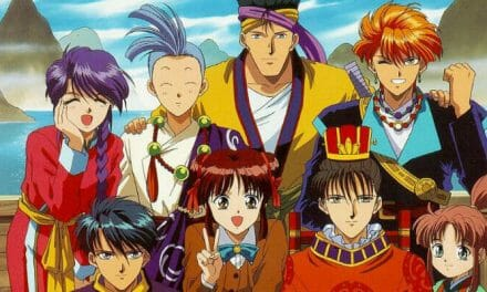 Crunchyroll Adds Fushigi Yugi Anime Series, Plus Both OVAs