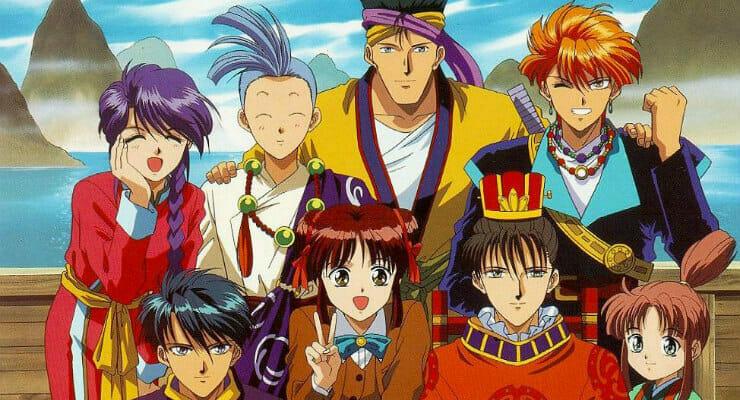 Crunchyroll Adds Fushigi Yugi Anime Series, Plus Both OVAs
